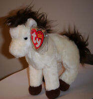 Ty Beanie Baby ~ MARSHALL the Horse ~ MWMT