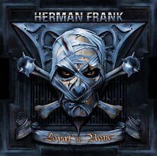 HERMAN FRANK - LOYAL TO NONE   CD NEUF
