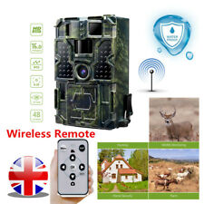16MP 1080P Hunting Trail Camera PIR LED Motion Activated Security Wildlife Cam