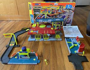 Matchbox 1995 Vintage Action System 10 Super Service Center Set