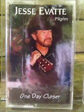One Day Closer by Jesse Evatte (Cassette) NEW Sealed