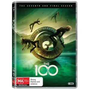 The 100 : Season 7 : NEW DVD