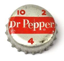 VINTAGE DR PEPPER Cola tappo bottiglia USA SODA TURACCIOLO - SOLO TIPO carattere