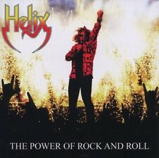 Helix - Power of Rock N Roll [New CD] Bonus Track