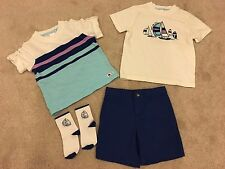 EUC Janie and Jack Boy Outfit 18-24 Months & 2T