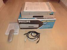 Philips VR550 VHS-Videorecorder in OVP, inkl. FB&BDA, gepflegt, 2J. Garantie