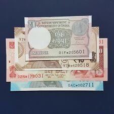star in indian currency serial number