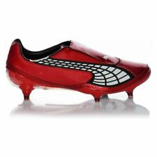 Puma FOOTBALL BOOTS - V1-10 SG - HIGH PERFORMANCE SOCCER SHOES - RED [101818-01]