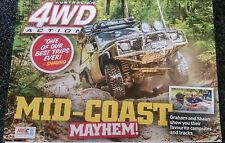 4WD Action DVD 215 - Mid-Coast Mayhem!