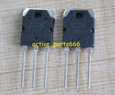 5Pairs(10pcs) New 2SA1492 + 2SC3856 SANKEN Transistor A1492 & C3856