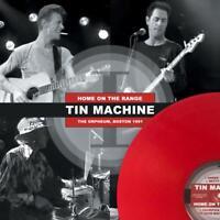 DAVID BOWIE (& Tin Machine) HOME ON THE RANGE on 180g RED VINYL Ltd /300