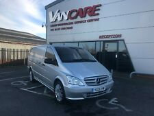 MERCEDES VITO 113 CDI LWB EFFECT EDITION