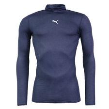 PUMA Herren-Sporttops-Polyester in Blau