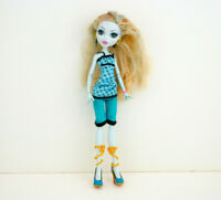 Monster High Lagoona Blue Classroom Mad Science Doll with Defects