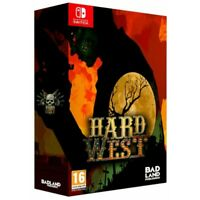 HARD WEST: COLLECTOR'S EDITION NINTENDO SWITCH PREORDER