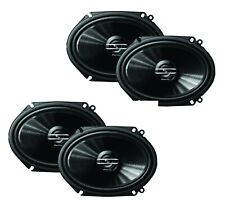 4 Pioneer TS-G6820S 6 x 8 250w  2Way Coaxial Car Speakers  NEW