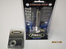 Honda CB750 SOHC Pingel hi flow fuel tap. single feed + reserve c/w adaptor