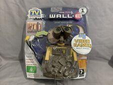 Wall-E Plug and Play TV Game Jakks Pacific 2008 Disney Pixar Walle Tested | NEW