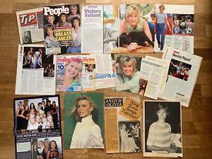 Olivia Newton-John - Magazine clippings articles lot 1
