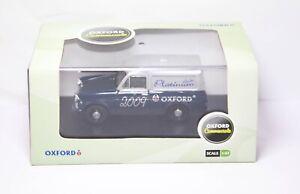 Oxford Diecast Platinum Members 2009 Ford Anglia Van - Mint In Box