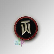 New TW Magnetic Ball Marker for Golf Cap Hat Visor