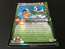 Dragon Ball Z CCG Android 14s Power Kick M14!! Movie 7 Subset!!