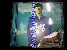 Wheesung Vol. 4 - Love...Love...? Love...! 4th Album CD Great Cond. Whee Sung