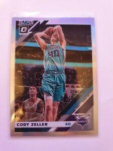 2019-20 Optic Basketball Cody Zeller Silver Holo Refractor Prizm Hornets