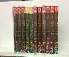 King of Hell Vol. 1,2,3,4,5,7,8,19,20,21,22 Manga (11 Tokyopop Books)