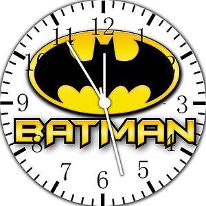 "Batman wall Clock 10"" will be nice Gift and Room wall Decor E66"