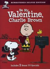 Be My Valentine, Charlie Brown [New DVD] Deluxe Edition, Rmst, O-Card Packagin