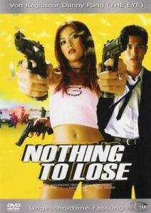 Nothing to Lose (Ungeschnittener Director's Cut)[DVD/NEU/OVP/Im Schuber]