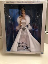 MATTEL HOLIDAY VISIONS Barbie 2003 Special Edition New in box 2003