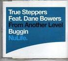 (CJ885) True Steppers ft Dane Bowers, Buggin - 2000 CD