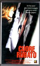 CUORE RUBATO (1999)  VHS Fox  Shirley Mc QUEEN