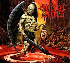 Suicidal Angels - Bloodbath + 2 bonus tracks  JAPAN Edition