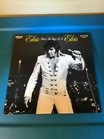 Vintage Album ELVIS PRESLEY That's The Way It Is -1970 RCA Victor - Never Played