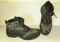 Super Hiking Boots ALLROUNDER  by MEPHISTO Size 9 M Lace Up Black Gray