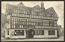 Gloucestershire. Tewkesbury. The Bell Hotel. Arnold Perret Ales. Old Postcard