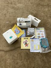 Brother P-1000 Personal Computerised Embroidery & Sewing Machine And Accessories