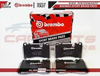 FOR AUDI RS3 TT TTRS FRONT BREMBO SPORT BRAKE PADS SET 8J0698151E 8J0698151