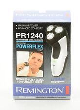 Remington PR1240 Powerflex 360 Men's Rechargeable Cordless Shaver & Hair Trimmer