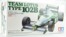 Tamiya Team Lotus Type 102B Formula 1 F1 1:10 RC Car Kit 84287