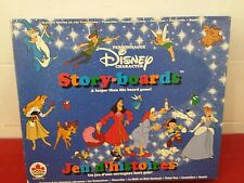 Vintage New OLD STOCK  Disney Story Boards Game