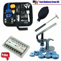 Watch Repair Tool Kit - Case Opener / Hand Remover / Spring Bars / Case Press HX
