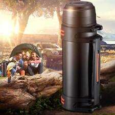 Insulation Thermos Cup Stainless Steel Kettle Large Capacity Outdoor Accessories