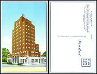 NORTH CAROLINA Postcard - Kinston, Hotel Kinston O36