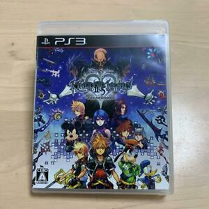 PS3 Kingdom Hearts HD 2.5 ReMIX 08815 Japanese ver from Japan