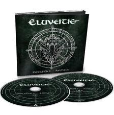 Eluveitie Evocation II - Pantheon 2cd Digipack 2017