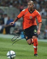 SOFIANE FEGHOULI - Signed 10x8 Photograph - FOOTBALL - ALGERIA & WEST HAM
